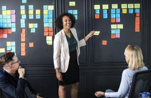 Planific - Avoir une bonne organisation c'est aussi planifier ou visualiser sa journée en début de journée ou pendant sa routine matinale